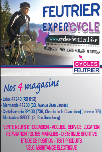 Feutrier Expert Cycles 2016